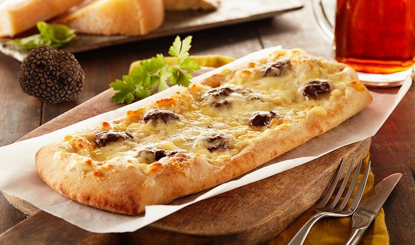 Pizze & Snack/Pizze Pizza alla Pala Sir & Tartufi bofrost